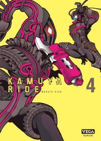Kamuya ride T4, manga chez Dupuis de Hisa