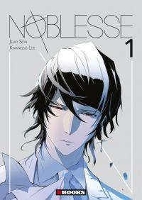 Noblesse T1, manga chez Delcourt Tonkam de Lee, Son