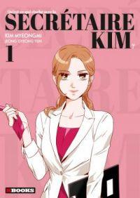 Qu'est-ce qui cloche avec la secrétaire Kim ? T1, manga chez Delcourt Tonkam de Gyeong Yun, Myeongmi
