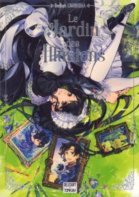 Le jardin des illusions, manga chez Delcourt Tonkam de Umishima