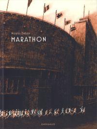 Marathon, bd chez Dargaud de Debon