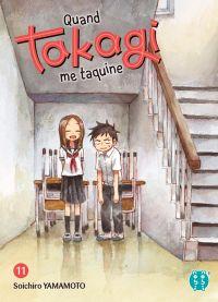 Quand Takagi me taquine T11, manga chez Nobi Nobi! de Yamamoto