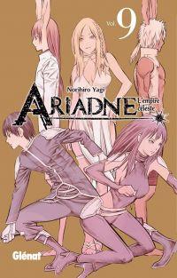 Ariadne l'empire céleste T9, manga chez Glénat de Yagi