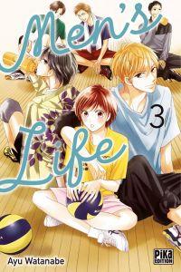 Men's life T3, manga chez Pika de Watanabe