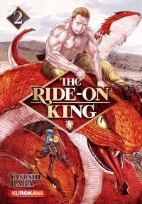 The ride-on king T2, manga chez Kurokawa de Baba