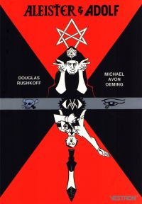 Aleister & Adolf , comics chez Vestron de Rushkoff, Oeming