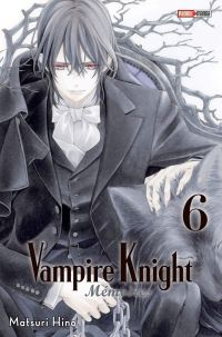 Vampire knight - Mémoires T6, manga chez Panini Comics de Hino
