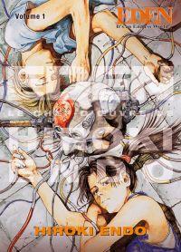 Eden: It's an Endless World ! T2, manga chez Panini Comics de Endo