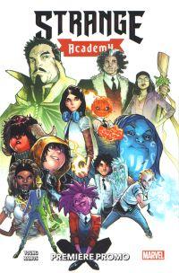 Strange Academy  T1 : Première promo -  Edition limitée (0), comics chez Panini Comics de Young, Ramos, Delgado