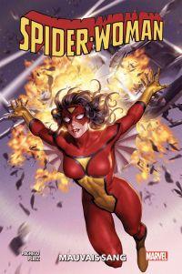 Spider-Woman T1 : Mauvais sang (0), comics chez Panini Comics de Pacheco, De Iulis, Pérez, Siquiera, d' Armata, Yoon