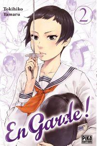 En garde ! T2, manga chez Pika de Tamaru