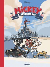Mickey et les mille Pat, bd chez Glénat de Cornette, Martin