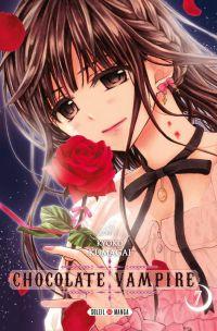 Chocolate vampire T7, manga chez Soleil de Kumagai