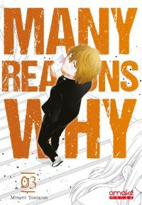 Many reasons why T3, manga chez Omaké books de Minami