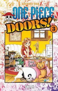 One piece doors T3, manga chez Glénat de Oda