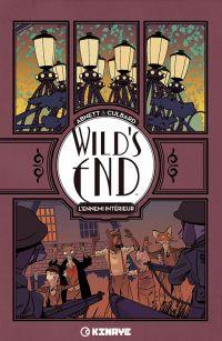 Wild's End T2 : L'ennemi interieur (0), comics chez Kinaye de Abnett, Culbard