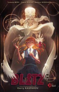 Blitz T4, manga chez Iwa de Mori, Biscay, Nishihara