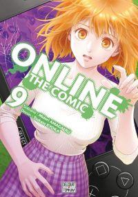 Online the comic  T9, manga chez Delcourt Tonkam de Amagaeru, Kyoka