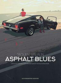 Asphalt blues, bd chez Les Humanoïdes Associés de Salaun