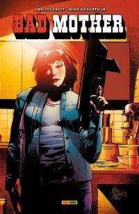 Bad Mother , comics chez Panini Comics de Faust, Deodato Jr, Loughridge