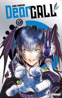 Dear call T2, manga chez Glénat de Gunchi