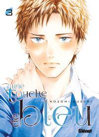 Une touche de bleu T3, manga chez Glénat de Suzuki