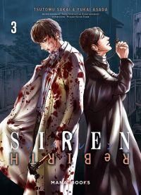 Siren ReBIRTH T3, manga chez Mana Books de Sakai, Asada
