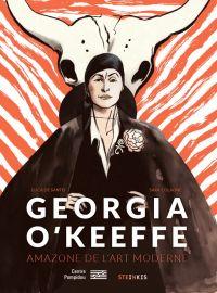 Georgia O'Keefe, bd chez Steinkis de de Santis