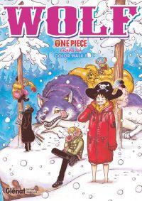 One piece - Color walk T8 : Wolf (0), manga chez Glénat de Oda