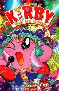 Les aventures de Kirby dans les étoiles T7, manga chez Soleil de Sakurai, Hikawa