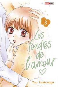 Les foudres de l'amour  T3, manga chez Panini Comics de Yoshinaga
