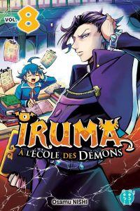 Iruma à l'école des démons T8, manga chez Nobi Nobi! de Nishi