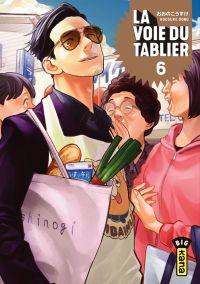 La voie du tablier  T6, manga chez Kana de Oono