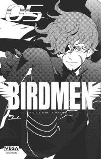 Birdmen T5, manga chez Dupuis de Tanabe