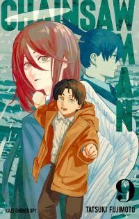 Chainsaw man T9, manga chez Kazé manga de Fujimoto