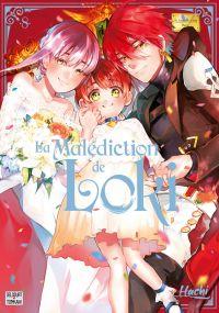 La malédiction de Loki T8, manga chez Delcourt Tonkam de Hachi