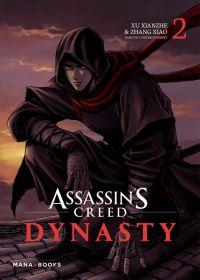 Assassin's creed – Dynasty T2, manga chez Mana Books de Xianzhe, Xiao
