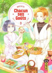 Chacun ses goûts T3, manga chez Kana de Machita