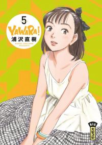 Yawara ! T5, manga chez Kana de Urasawa