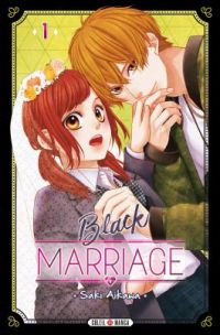 Black marriage T1, manga chez Soleil de Aikawa