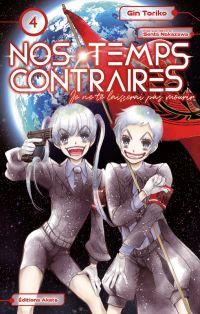 Nos temps contraires T4, manga chez Akata de Toriko