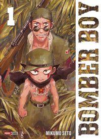 Bomber boy T1, manga chez Panini Comics de Seto