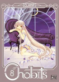 Chobits – Edition 20 ans, T8, manga chez Pika de Clamp
