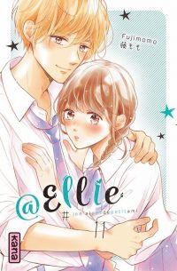 @Ellie T11, manga chez Kana de Fuji