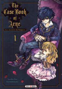 The case book of Arne T1, manga chez Soleil de Harumurasaki, Ina