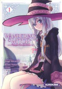 Wandering witch - Voyages d'une sorcière T1, manga chez Kurokawa de Shiraishi, Nanao, Azure
