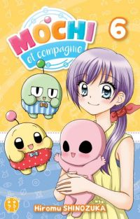 Mochi et compagnie T6, manga chez Nobi Nobi! de Shinozuka