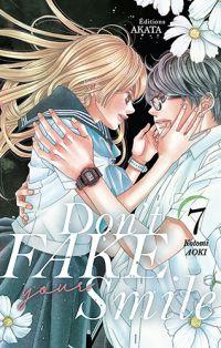 Don't fake your smile T7, manga chez Akata de Aoki