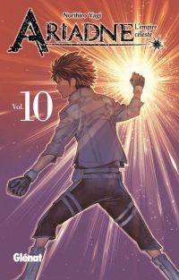 Ariadne l'empire céleste T10, manga chez Glénat de Yagi