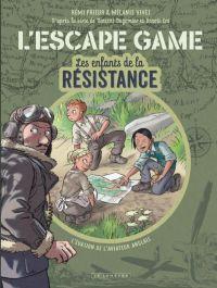 Les Enfants de la Résistance : L'escape game (0), bd chez Le Lombard de Vives, Prieur, Ers
